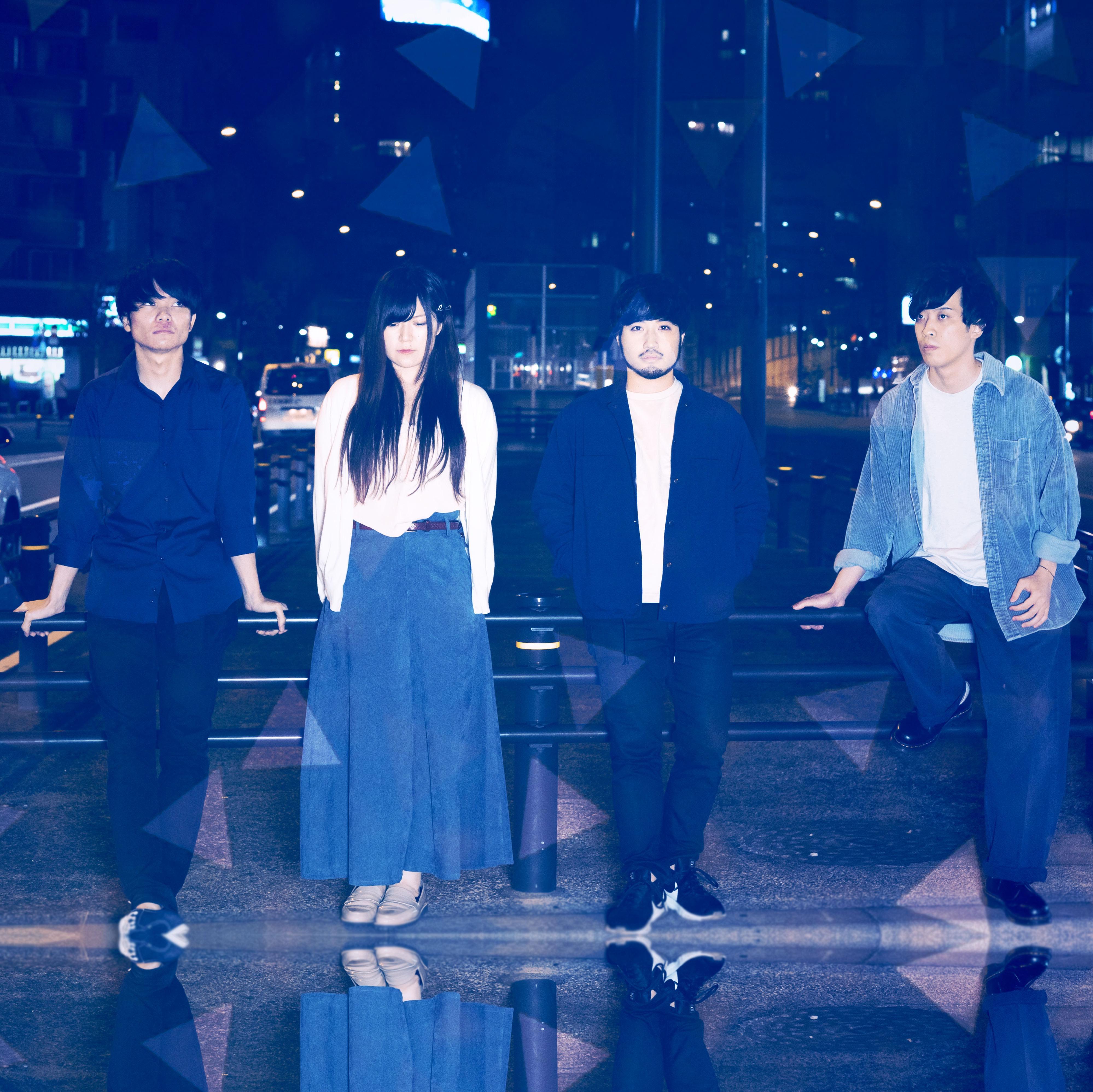 △の街灯・8月1日に1st Single『リピートノイズ』のMVを公開 ...